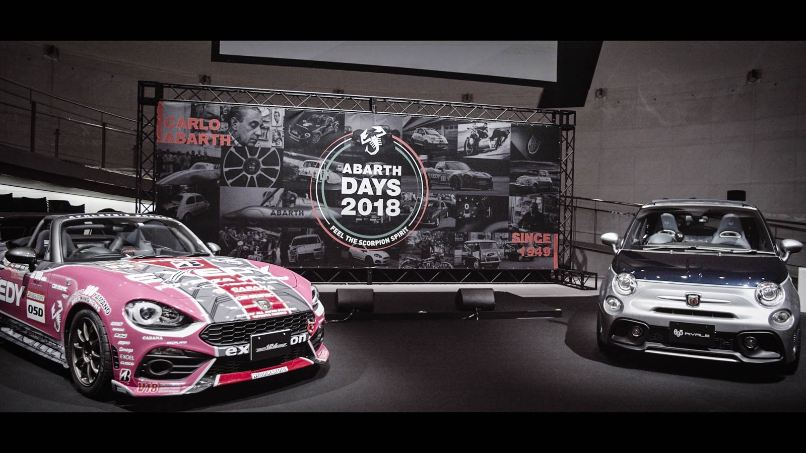 Abarth Days 2018